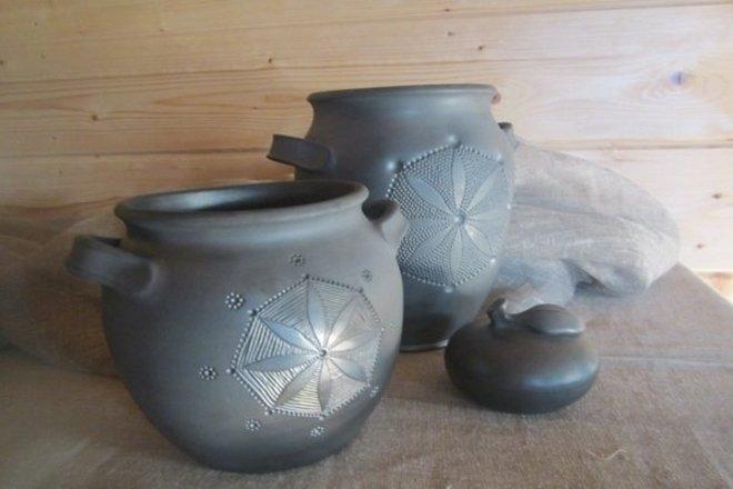 Seniausia keramikos rūšis – juodoji keramika