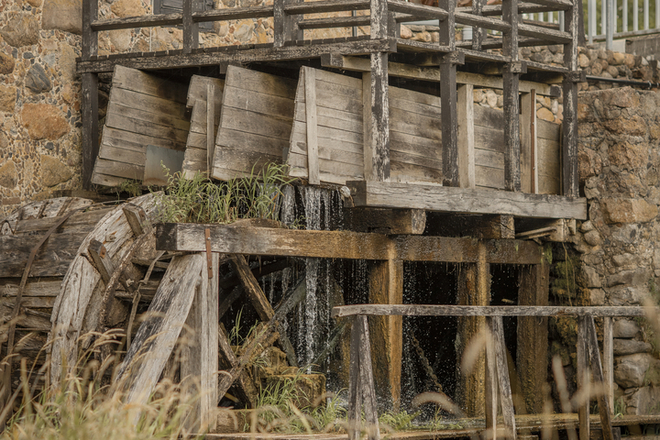 Mosėdžio vandens malūnas