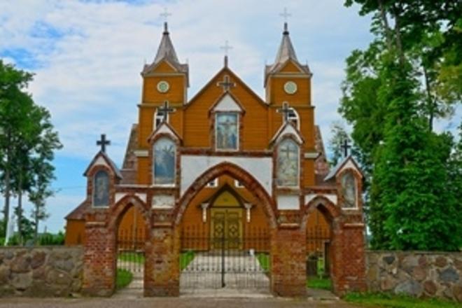 Notėnų Šv. Kotrynos bažnyčia