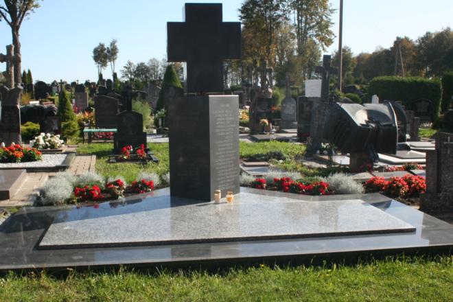 1941 m. birželio mėn.sukilėlių, Lietuvos partizanų ir rezistentų kapas