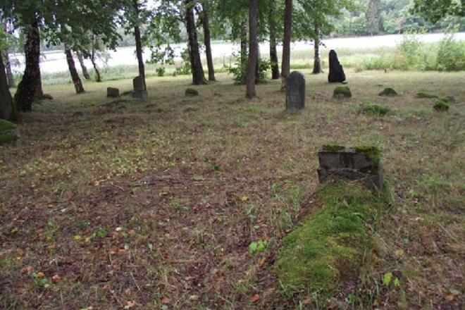 Mosėdžio žydų senosios kapinės