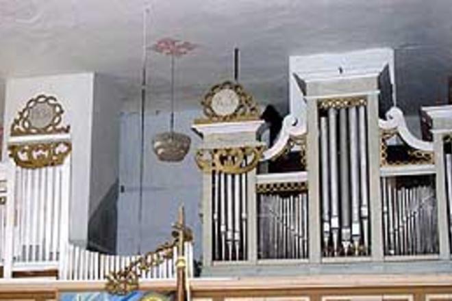 Vargonai Aleksandrijos bažnyčioje