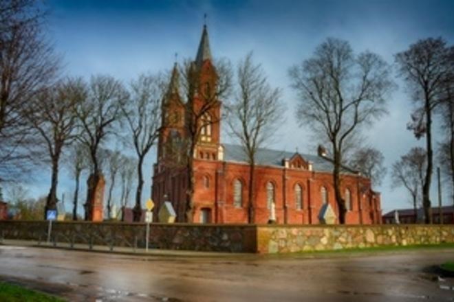 Ylakių Viešpaties Apreiškimo Švč. M. Marijai bažnyčia